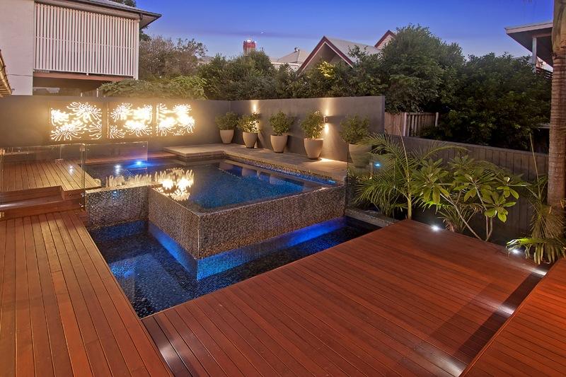 Pool LIghts Brisbane Gold Coast Sunshine Coast SE QLD and NSW